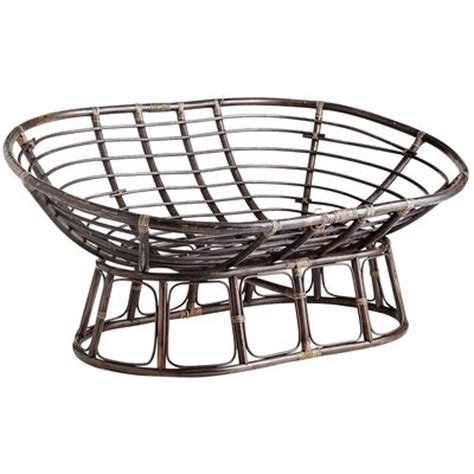 Papasan Chair Frame by Papasan Chair Frame Brown Pier 1 Imports