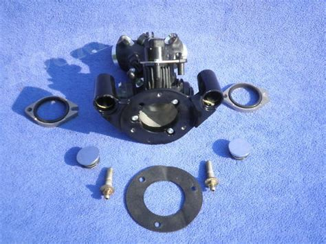 Harley Davidson Fuel Injection Throttle Body Induction