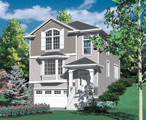 Hillside Home With Options