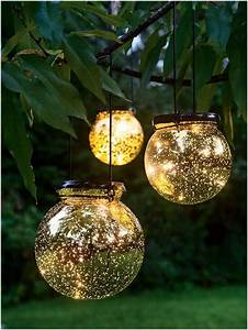 10, Magical, Outdoor, Decor, Projects, With, Fairy, Lights