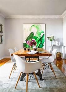 La table de salle a manger en 68 variantes for Roche bobois salle À manger pour petite cuisine Équipée