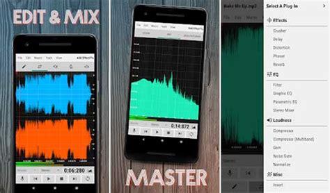 wavstudio audio recorder editor pro apk android