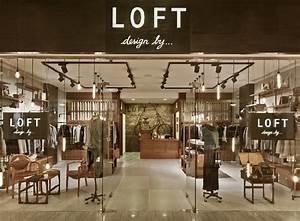 Industrial Style Shop : vintage industrial charm defines new fashion clothing store in moscow ~ Frokenaadalensverden.com Haus und Dekorationen