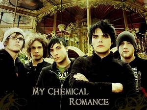 My Chemical Romance Wallpaper | Seven Share