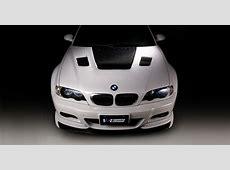 VRS BMW E46 M3 street version COOLING BONNET