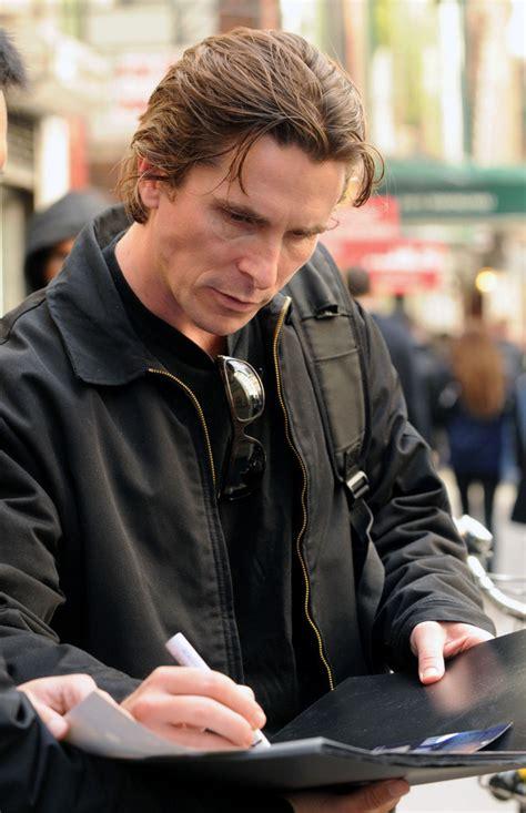 Christian Bale Films The Dark Knight Rises Zimbio