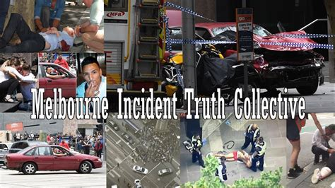 Melbourne Bourke Street Incident Youtube