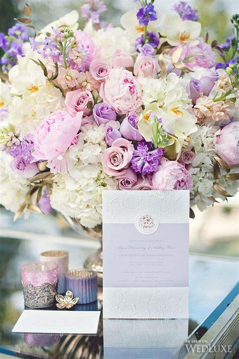 Lilac Decorations Wedding Tables - best 25 lilac wedding flowers ideas on purple