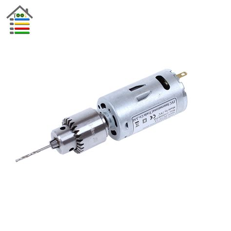 Compact Electric Motor by Dc 3 12v Electric Motor Small Mini Pcb Drill Press