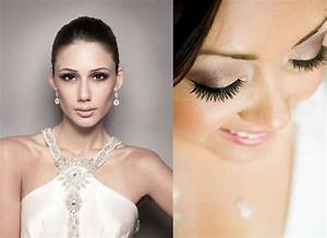 20 Pictures Showing Wedding Make Up Styles, Looks & Ideas ...