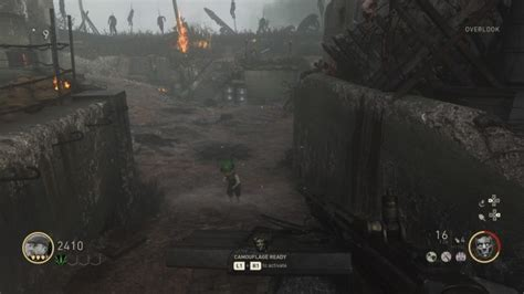 call  duty ww zombies   fight  easter egg