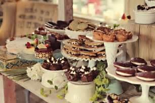 dessert buffet ideas wedding ideas wedding trends and wedding galleries