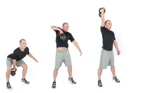 Correct Kettlebell Swing by Exercise Of The Week Kettlebell Snatch Stack