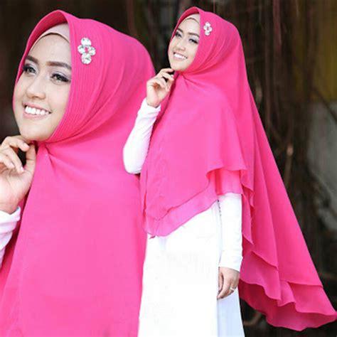 style hijab pesta