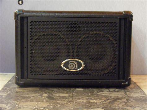 2x10 bass cabinet ebay eg pr210h 2x10 bass speaker cabinet vinyl cover p n