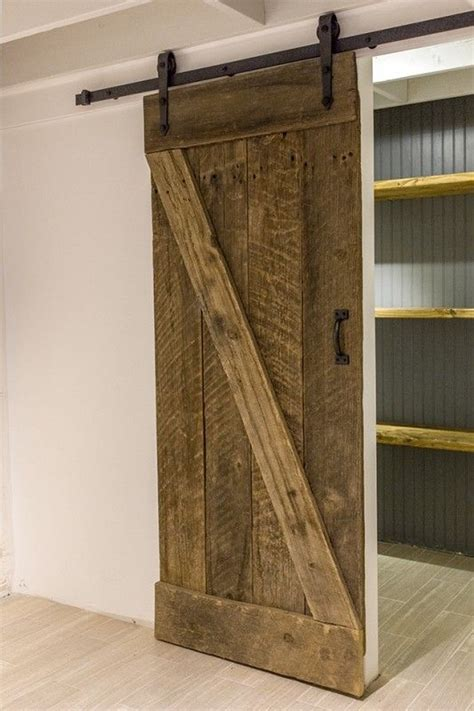 25 best ideas about rustic barn doors on