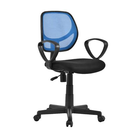 Aof Ergonomic Office Chairs 360 Swivel Adjustable Height Mid Back Mesh Executive