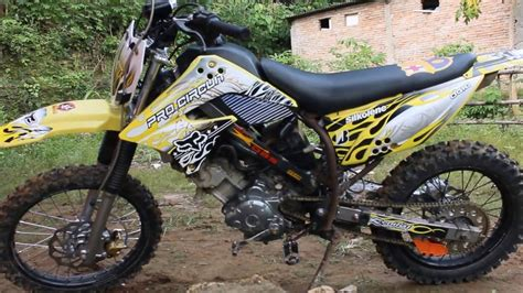 Gambar Modifikasi Motor Mx by Gambar Motor Jupiter Mx Modif Trail Siteandsites Co