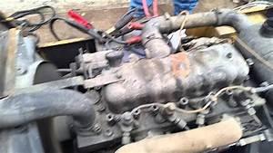 Perkins 4108 Diesel Engine 50hp Excellent Runner