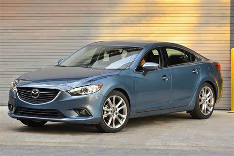 2014 Mazda 6 Diesel Delayed Until Spring 2014