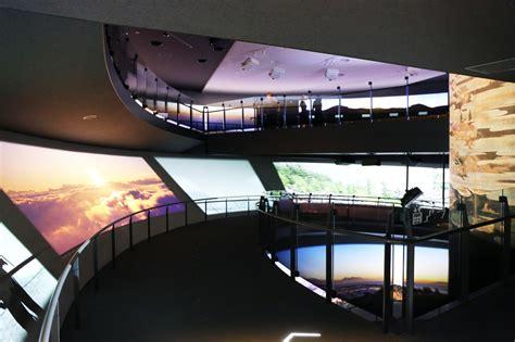 shigeru ban designed mt fuji world heritage center opens