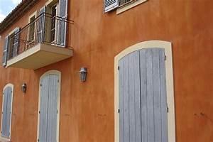 Badigeon Chaux Exterieur : enduits min rev tements peintures murs sols ~ Premium-room.com Idées de Décoration