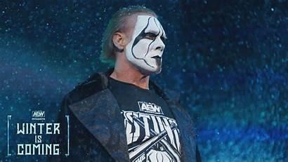 Aew Sting Wrestling Dynamite Debut Coming Wwe