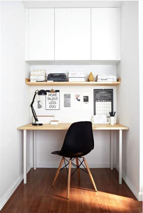 id馥 d馗oration bureau am 233 nagement d un petit espace de travail le bureau style