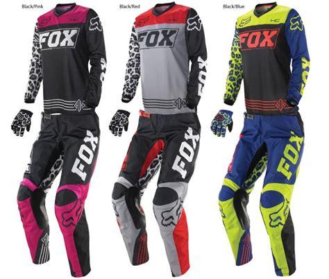female motocross gear womens fox riding gear