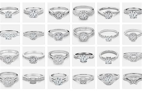 solitaire engagement ring settings design your own engagement ring kimberfire