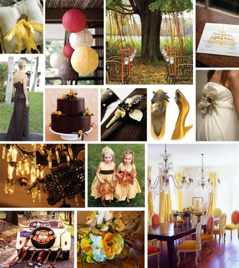 wedding ideas fall wedding ideas the guide