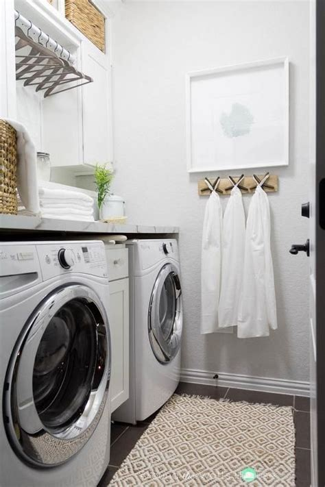 lowes flooring for laundry room 17 best images about laundry room on pinterest white shaker cabinets washer and dryer and