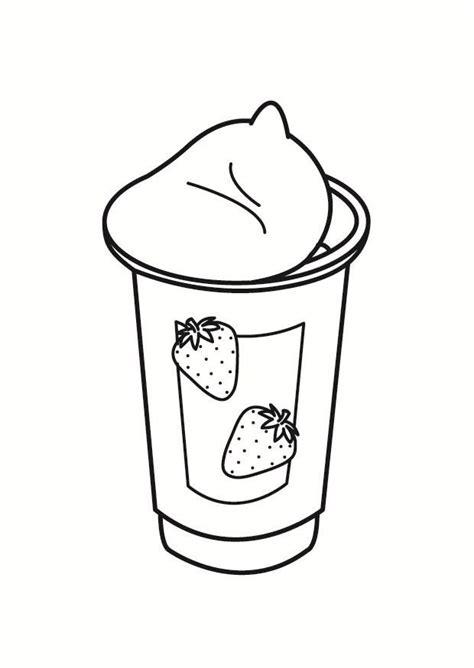 pagina  colorir iogurte img