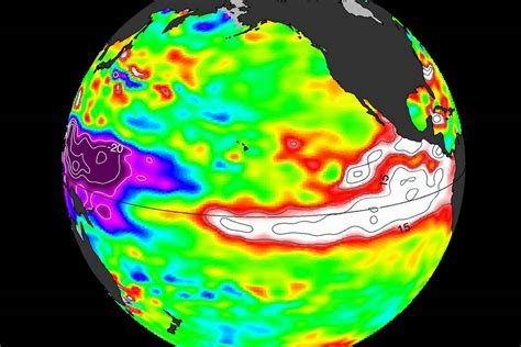 Sick Of El Niño? You Ain't Seen Nothing Yet, Warns Nasa