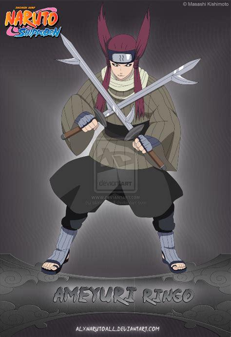 karakter karakter  serial naruto shippuden  swords