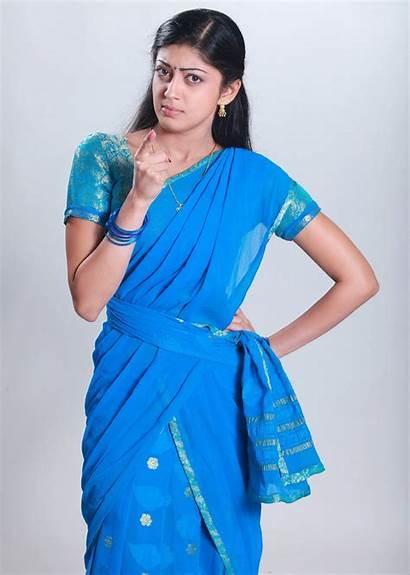 Pranitha Actress Saree Telugu Half Wallpapers Subash