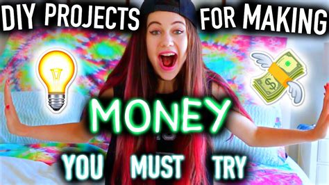 diy project ideas  making money    easy  teenagerskids youtube