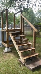 DIY Above Ground Pool Ladder