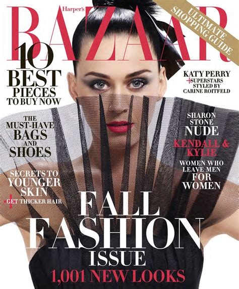 Harper's Bazaar Magazine Usa September 2015