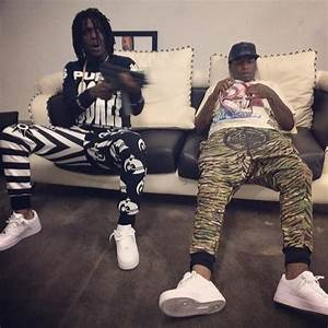 Would You Cop? Chief Keef Releases Designs for Glo Gang Pants