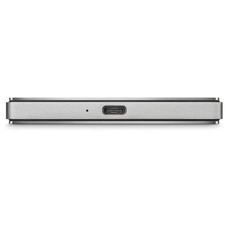 Enough space for the past and the future featuring an extra high storage capacity, this lacie mobile drive gives you enough space to store your digital present. LaCie Porsche Design 1TB USB 3.1 Type-C Portable Hard Drive STFD1000402 - STFD1000402 | Mwave.com.au