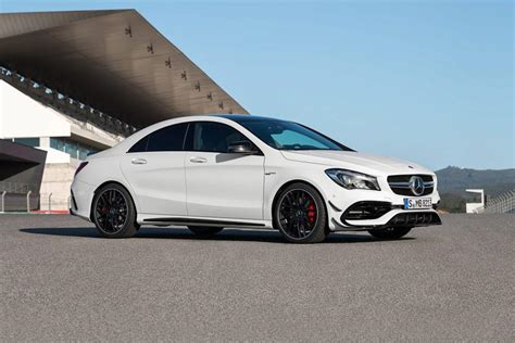 Explore 2016 mercedes benz cla class sedan specs, images (exterior & interior), videos, consumer and expert reviews. 2018 Mercedes-Benz AMG CLA 45 Review, Trims, Specs and Price | CarBuzz