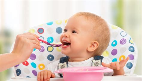 Top Ten Feeding Tips For Babys First Year Beyond