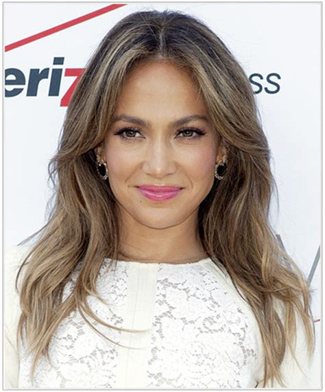 j lo hair styles 226 s lighter hairstyle and makeup 1481