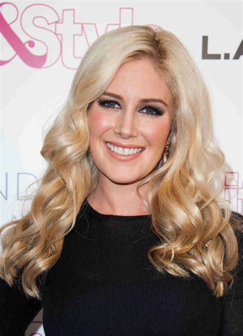 Heidi Montag Makes First Red Carpet Appearance Since