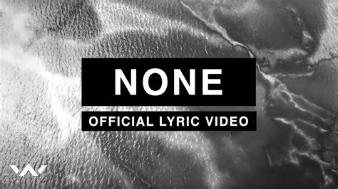 Official Lyric Video