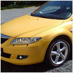 2003-2005 Mazda 6  Non-sport  Replacement Fog Lights