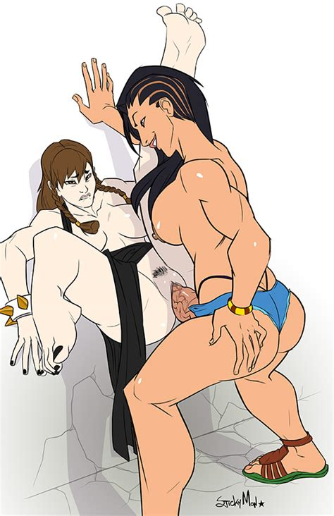 rule34hentai we just want to fap image 162965 chun li laura matsuda street fighter street