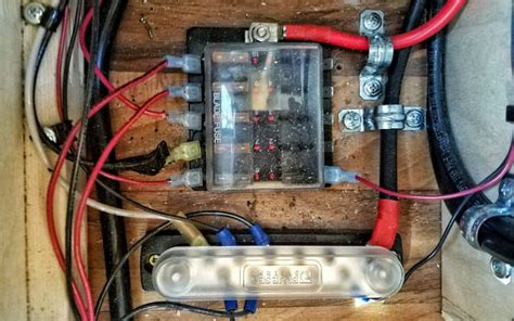 epic guide  diy van build electrical wiring