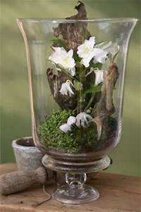 Deko Im Glas Ideen : eine glasvase mit deko flowers von floristik4u auf decoration deko pinterest ~ Orissabook.com Haus und Dekorationen